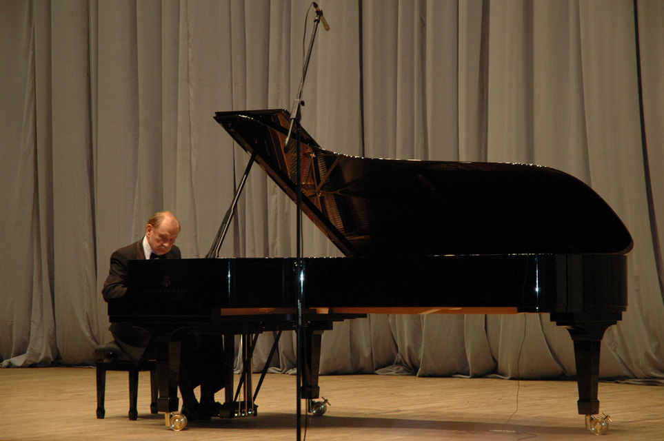 Concert at National Philharmonic Hall in Minsk